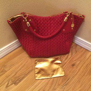 Big Buddha Large Red Bag